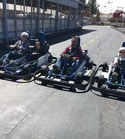 The Pit Stop & Go Kart City