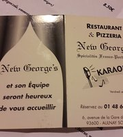New Georges Restaurant Karaoke