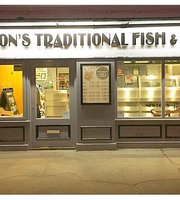 Newton's Traditional Fish & Chips