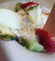Toscani, Eiscafe