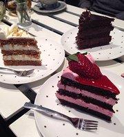 Pavlova, la pastelería
