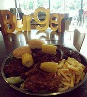 Lava KK Burger Bakar