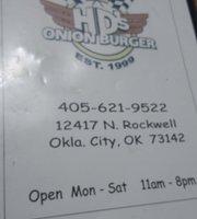H D's Onion Burgers