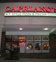 Caprianos Italian Cuisine