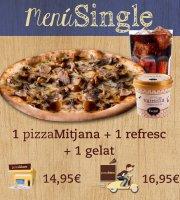 Pizza Klam Manresa