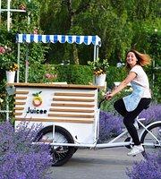 Juicee Lemonade Bike