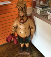 Fat Italian Chef Gnome Picture Of Frankenmuth Kaffee Haus Tripadvisor