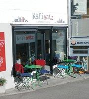 Kafisatz Kaffeebar/Bucher