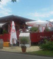 Bootshaus - Strandbar und Minigolf