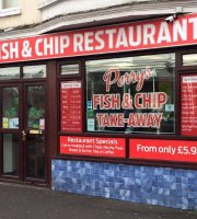 Perrys Fish and Chips Lowestoft