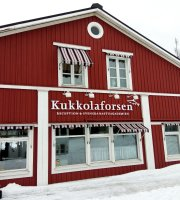 Kukkolaforsen a part of Swedish Lapland
