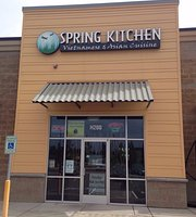 Spring Kitchen Vietnamese and Asian Cuisine