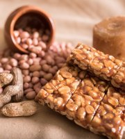 Rupam Chikki and Namkeen