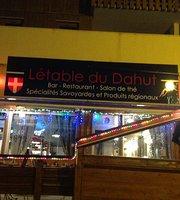 L'etable du Dahut