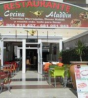 Halal-Cocina Aladdin