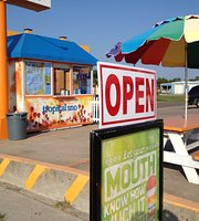 Tropical Sno of Port Aransas