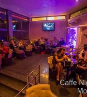 Caffe night bar Modena