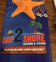 ‪Ship 2 Shore Seafood & Steaks‬