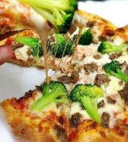 芥末籽手工披薩
