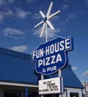 Fun House Pizza Dine In