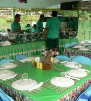 Busai Monarc Floating Resto