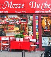 Le Mezze du Chef Cig Köfte