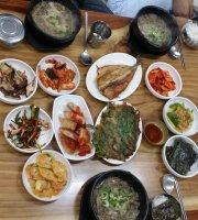 One KoreanTable D'Hote
