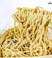 Lu Ji Chilled Noodles & Sesame Paste Noodles