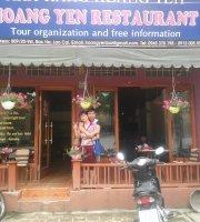 Hoang Yen Restaurant, Bac Ha, Vietnam