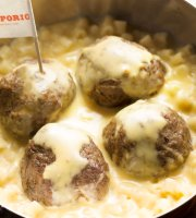 Emporio: A Meatball Joint