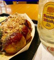Tsukiji Gindako Highball Sakaba, Ikebukuro Station North Entrance
