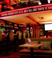 Mural6 Friends Bar