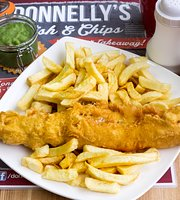 ‪Donnellys Fish & Chip Shop‬