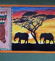 非洲象牙海岸小厨房