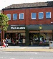 McDonald's - Stanley Road