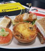 Silverstone Circuit Restaurant