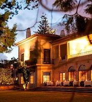 The Dining Room restaurant at Quinta da Casa Branca