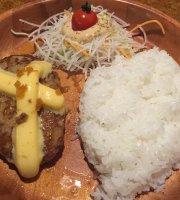 Hamburger Restaurant Bikkuri Donkey Takikawa