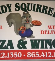 Purdy Squirrels Pizza & Wings