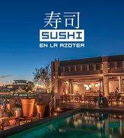 Sushi En La Azotea
