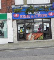 Britannia Fish and Chips