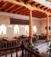 "Restaurant ''Old Bukhara"""