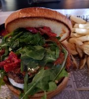 Bar Code Burger Bar