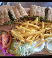Basha comida libanesa e vegetariana