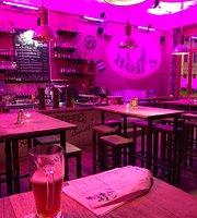 Bob's Punk Rock, Pizzeria und Bierbar