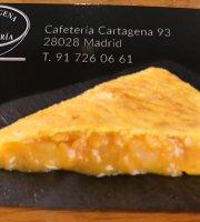 Cafeteria Cartagena 93