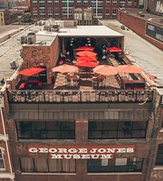 The George Jones Rooftop Bar