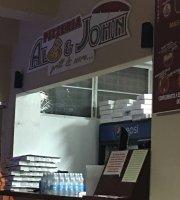 Pizzeria Alo & John Grill & More