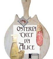 Osteria Cicci Da Alice