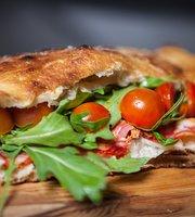 Olio Pizza Al Taglio